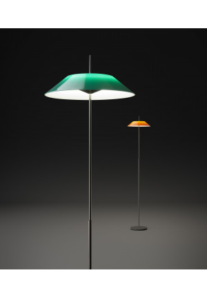 Vibia Mayfair 5510 green and orange