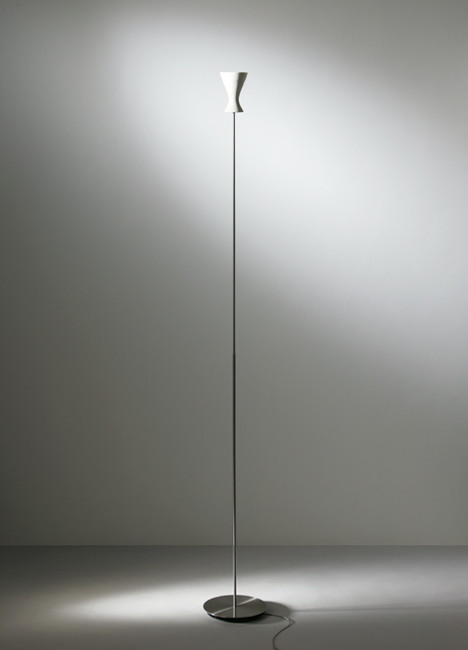K-meral MELA Floor Lamp base stainless steel