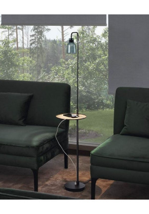 Bover Drip P/131 glass blue