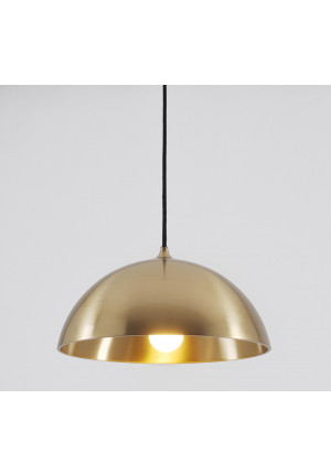 Florian Schulz Duos 36 Center Pull brass polished lacquered