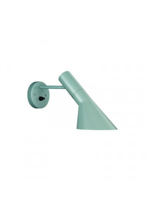 Louis Poulsen AJ Wall Lamp blue/green
