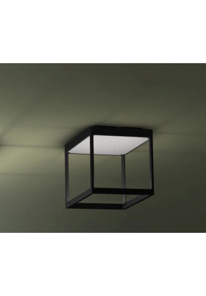 Serien Lighting Reflex2 Ceiling S200, body black - reflector white