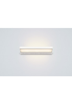 Serien Lighting SML2 Wall 300 White satinee / satinee