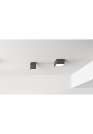 Vibia Structural 2640 dark grey